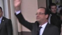 2012-05-06 粵語新聞: 法國總統決選進行投票