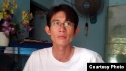 Blogger Đinh Nhật Uy, anh ruột của sinh viên Ðinh Nguyên Kha