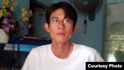 Blogger Đinh Nhật Uy, anh ruột của sinh viên Ðinh Nguyên Kha. Blogger Đinh Nhật Uy được biết đến qua các bài viết phản đối những chính sách của nhà nước trong vấn đề bảo vệ chủ quyền ở Biển Đông.