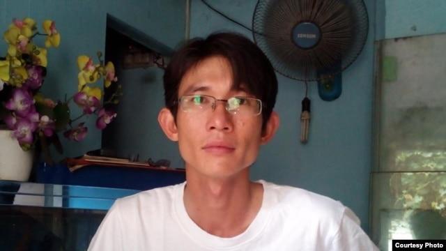 Blogger Đinh Nhật Uy