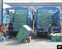 北京新发地农产品批发市场
