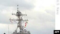 Китай и США обсуждают случаи противостояния в море военных кораблей двух стран
