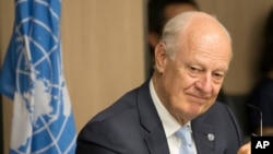 دی میستورا فرستاده ویژه سازمان ملل