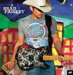 Brad Paisley's American Saturday Night album