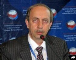 俄罗斯总统远东地区副全权代表莱温塔利