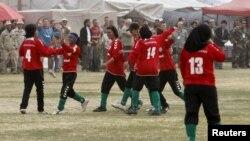 Afg'onistonning futbolchi qizlari