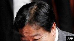 იაპონიაში პრემიერ მინისტრის ინაუგურაცია შედგა