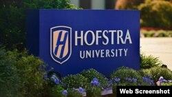 El debate se realizará en la Universidad Hofstra de Nueva York.