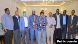 Miseensota paartilee naannoo Somaalee keessa sosso'an gumii magaala Jigjigaatti geeggeeffame irratti hirmaatan
