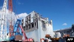 Četvrti blok nuklearne elektrane Fukušima, koji je pretrpeo najveća oštećenja u prošlogodišnjoj katastrofi