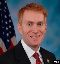 Anggota DPR dari Partai Republik, James Lankford menentang usulan Presiden Obama.