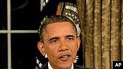 سهرۆک ئۆباما: ئۆپهراسیۆنی رزگاری عێراق تهواو بوو