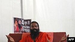 Bậc thầy Yoga nổi tiếng của Ấn Độ Baba Ramdev