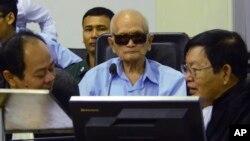 Нуон Чеа, главный идеолог режима «красных кхмеров»