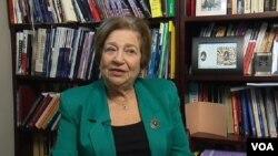 ანჯელა სტენტი, ჯორჯტაუნის უნივერსიტეტის პროფესორი