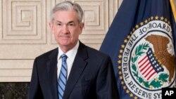 Pimpinan Federal Reserve atau Bank Sentral Amerika yang baru, Jerome Powell