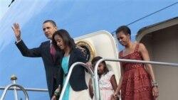 پرزيدنت اوباما وارد برزيل شد