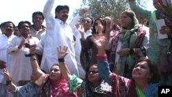 تلفات ناشی از اعتصابات و خشونت ها در شهر کراچی پاکستان