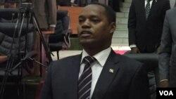 Edouard Nduwimana, umuhuza musha w'Abarundi