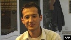 """""""Amerika Ovozi""""ning 2007-yil Qirg'izistonda otib ketilgan muxbiri Alisher Soipov"""