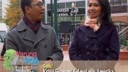 Krisis Ekonomi dan Amal Nok Amerika (Bagian 1) - Warung VOA 21 November 2011