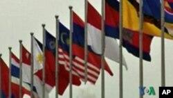 Cờ các nước khối ASEAN
