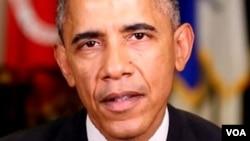 Shugaba Barack Obama.