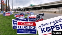德克薩斯州初選拉開了2018年國會選舉季序幕