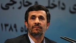 محمود احمدی نژاد از عملکرد آمریکا در خاورمیانه انتقاد کرد