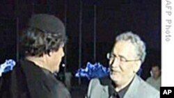 报告指出利比亚石油协议和释囚有关