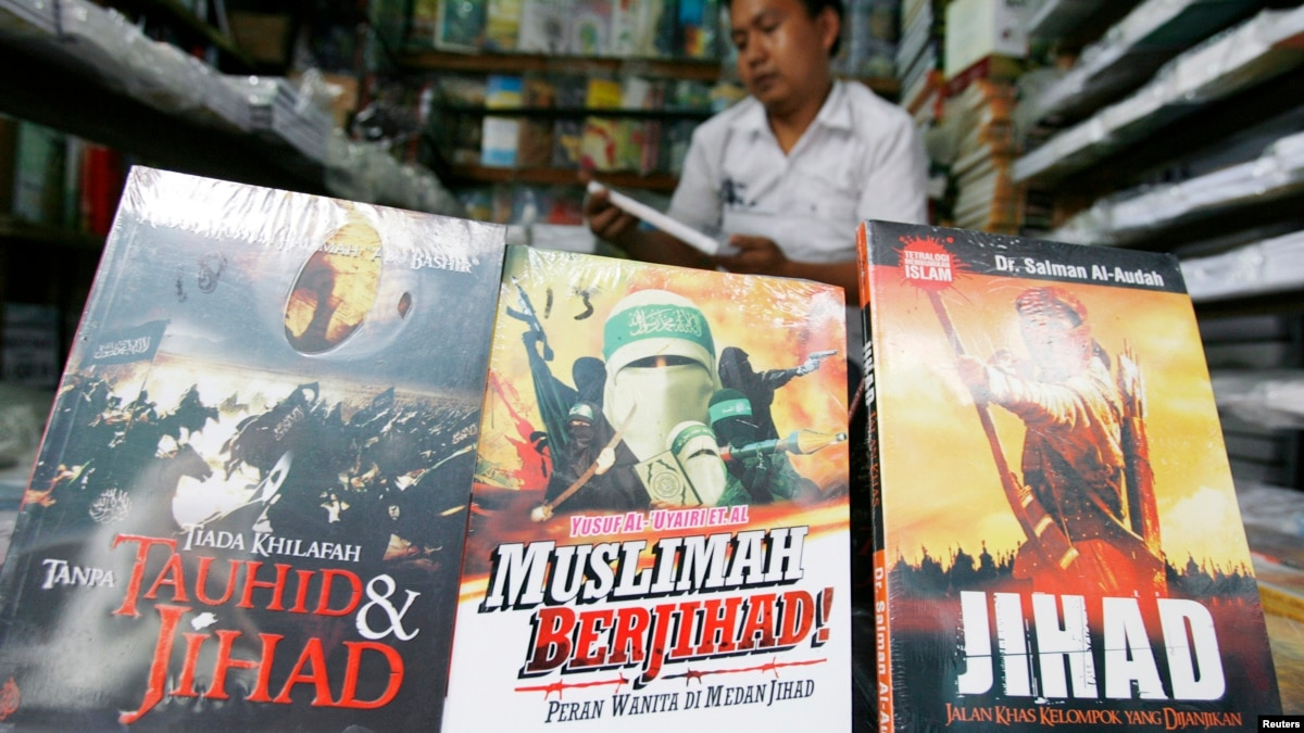 Ex-Jihadists Try to Curb IS Appeal in Indonesia