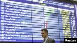 د اوکراین د ټاکنو د کمیسیون مشر