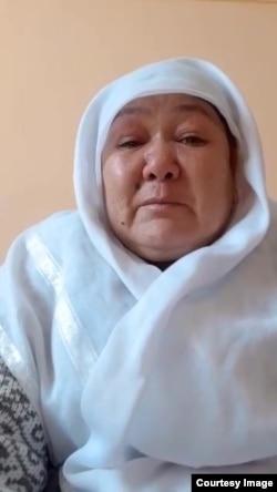 Nodira Qodirovaning onasi Ra'no Qodirova