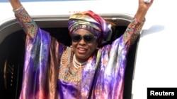 Patience Jonathan matar tsohon shugaban Najeriya Goodluck Jonathan