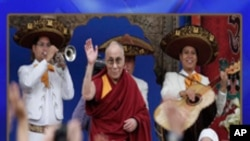 The Dalai Lama and Latin America