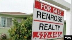美國房屋市場進一步顯示出回暖跡象