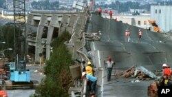 En 1989, un poderoso terremoto de 7,1 en la escala de Richter, destruyó gran parte de San Francisco. Desde entonces, no ocurre un sismo similar en la zona.