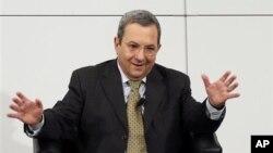 以色列國防部長巴拉克2月3日出席在慕尼黑舉行的安全會議