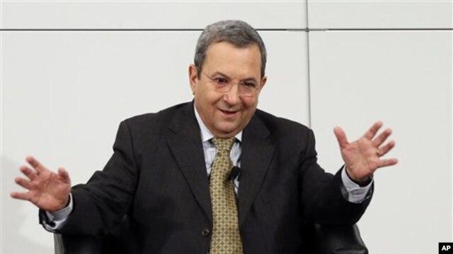 Menteri Pertahanan Israel Ehud Barak mengakui negaranya berada di balik serangan udara ke Suriah minggu lalu (foto, 2/3/2013).