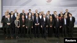 Глави МЗС країн-членів ЄС у Ризі