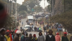 Report on Mutare Protests Filed By Loirdham Moyo