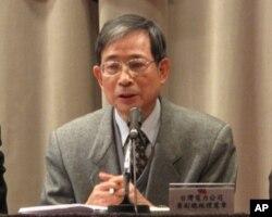 台电公司副总经理黄宪章
