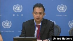 جاوید رحمان گزارشگر ویژه سازمان ملل در امور حقوق بشر ایران - آرشیو