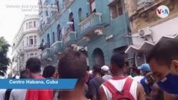 C_Protestas en Centro Habana