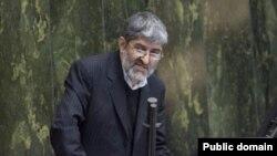 علی مظهری، نایب رئیس مجلش شورای اسلامی.