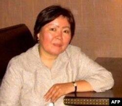 Zamira Sidiqova, Qirg'izistonning AQShdagi sobiq elchisi