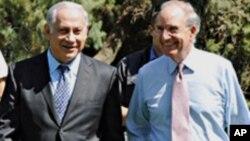 امن معاہدہ چاہتے ہیں: اسرائیلی وزیراعظم