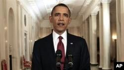 奥巴马宣布本.拉登死讯