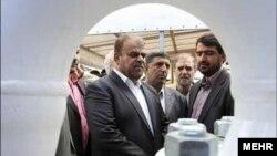 رستم قاسمی، وزیر نفت ایران