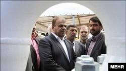 İran Pekrol Bakanı Rüstem Kasimi